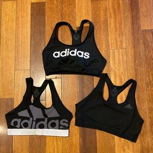 {Adidas} Assorted sports bras